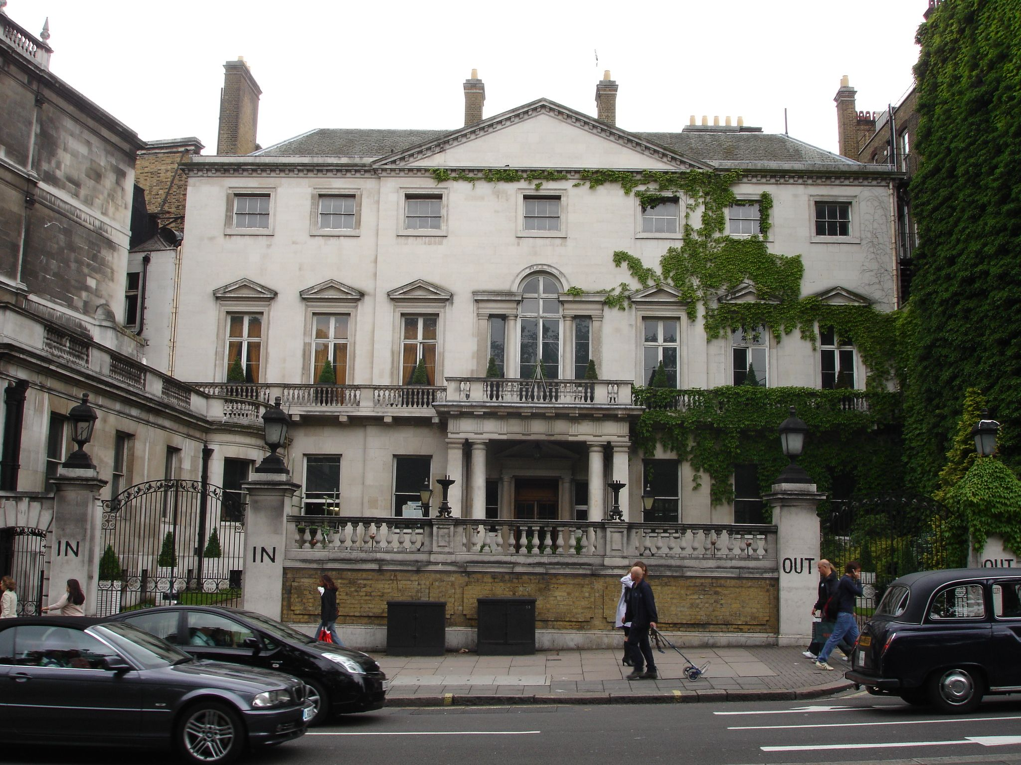 """egremont house the old """"in and out club"""" piccadilly a most"""