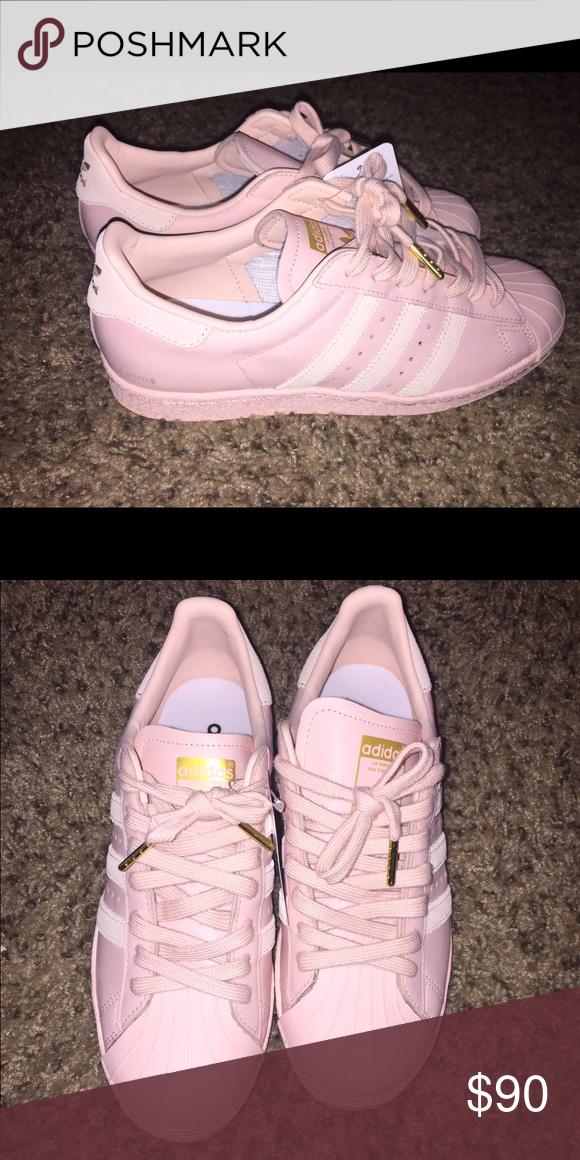 Adidas Superstar Womens Peach herbusinessuk.co.uk
