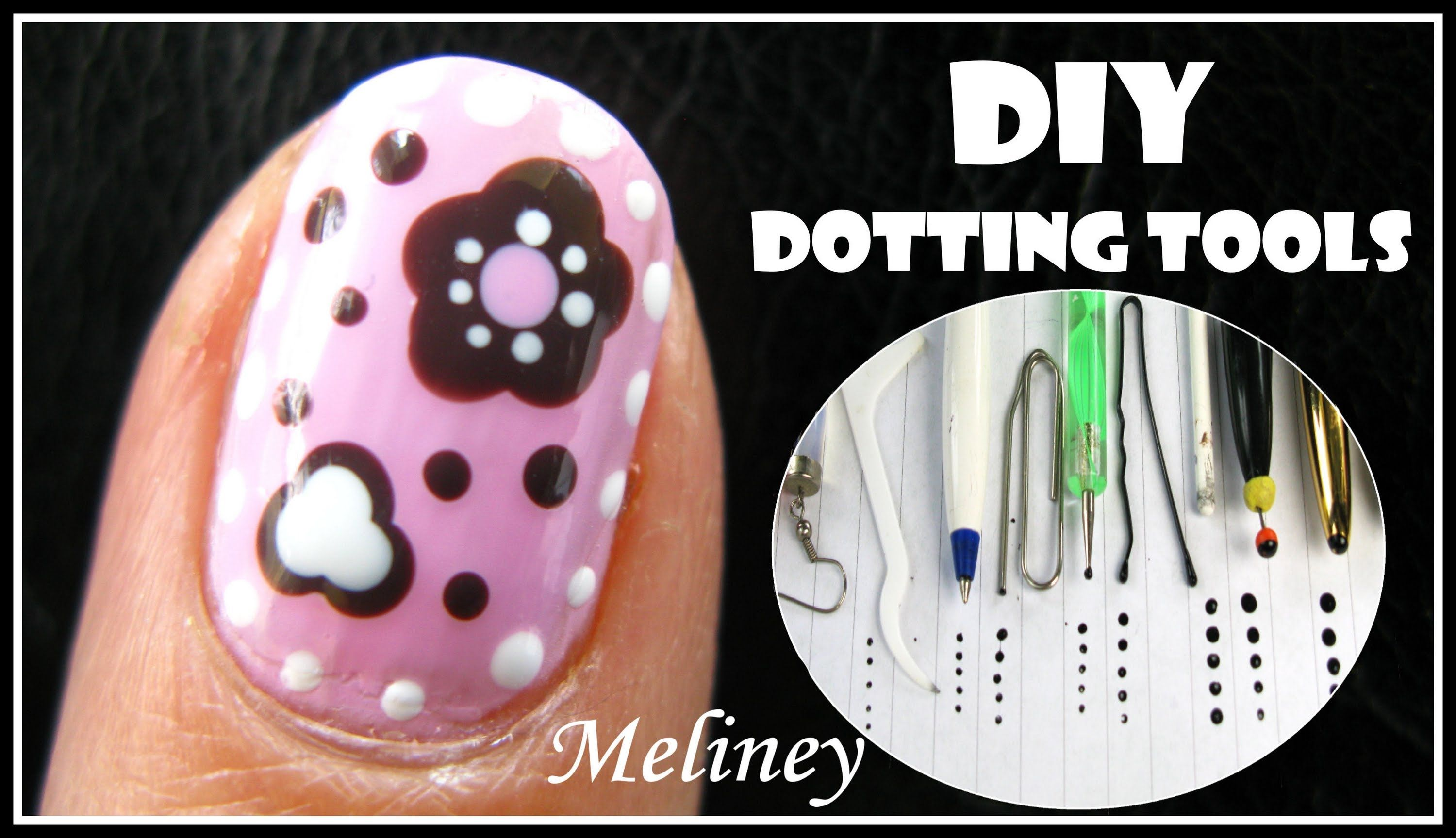 Craft flower nail art tutorial diy dotting tool candy design craft flower nail art tutorial diy dotting tool candy design easy simp solutioingenieria Image collections