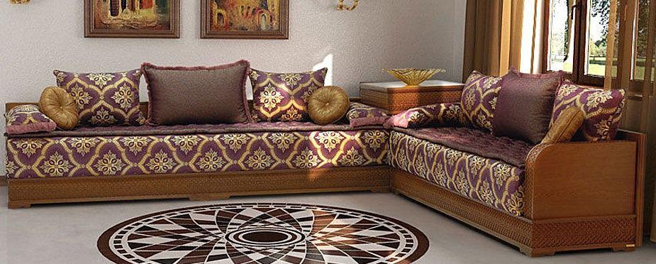 Décor Arabe Salon Arabe Photo 11 Un Salon Arabe Crédit Photo