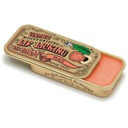Peach Lip Licking Flavored Lip Balm