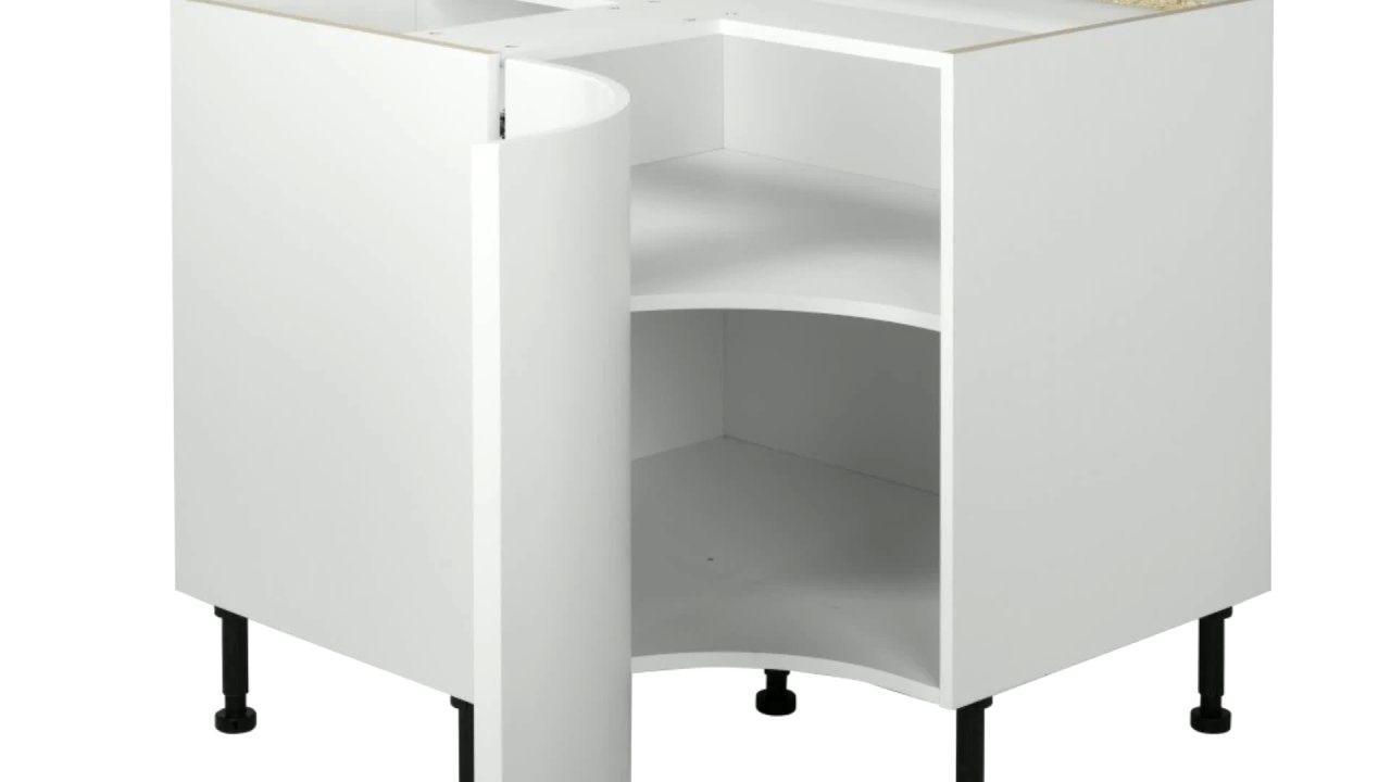 Ikea Meuble Cuisine Angle Trick