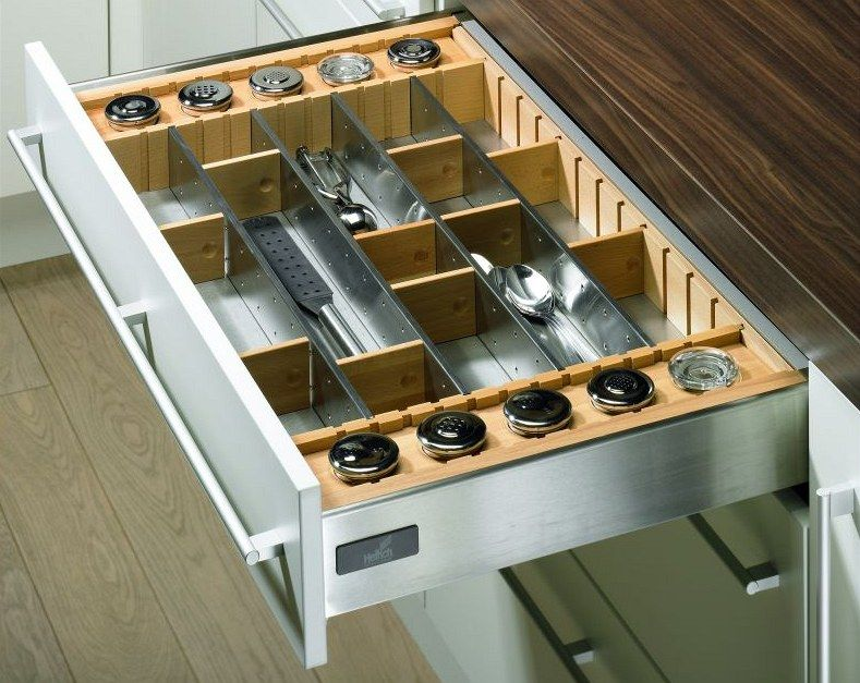 hettich - but forget the spice stuff - useless | interior design