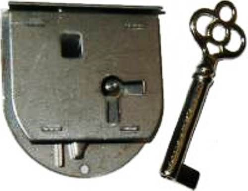 Details About L 40l Rounded Half Mortise Lock Key For Left Hand Doors 1 3 4 W X 1 7 8 H Mortise Lock Mortising Left Handed