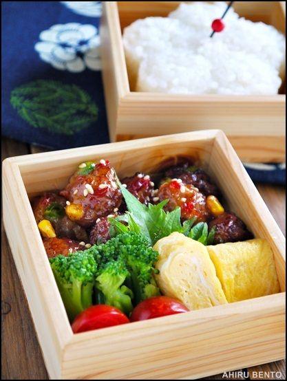 Lunch [Suichiri meat dumpling lunch] of 2015.5.14 | bending duck lunch Wappa
