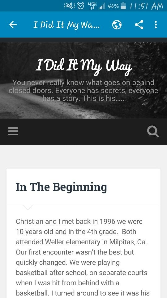 Pin by Damita Guerrero on He did it his way-Christian
