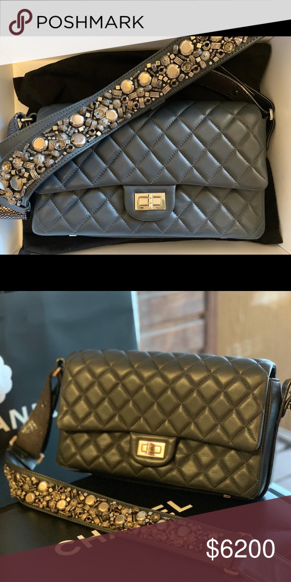 ec9ef7a95ff0 Chanel 2.55 Reissue-255,Limited Edition Bombay Comes with everything.2.55  Reissue-