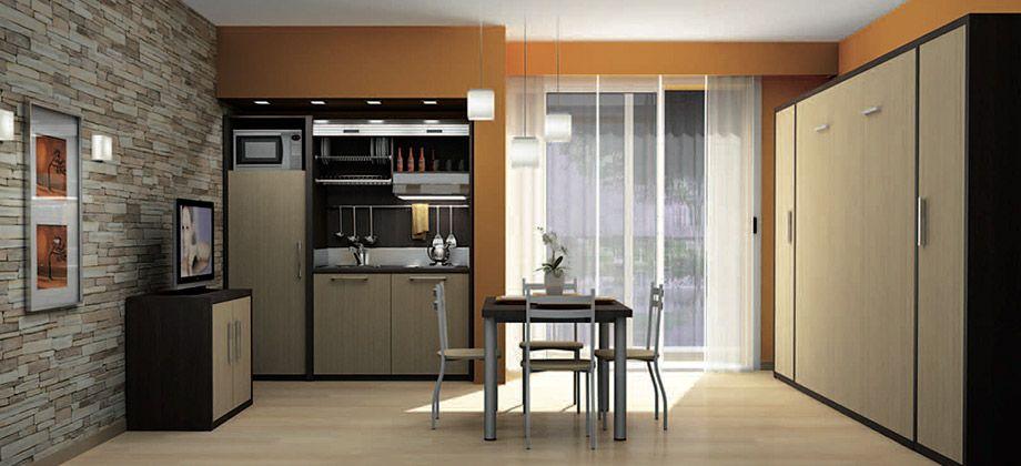 Dise o loft 29 metros loft pisos peque os pinterest - Diseno de interiores pisos pequenos ...