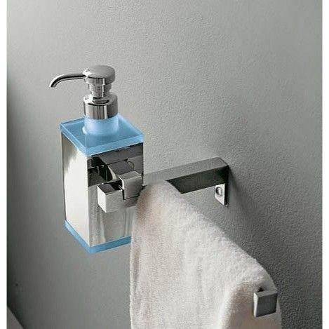 Eden 12 6 Wall Mounted Towel Bar Wall Mounted Soap Dispenser Bathroom Soap Dispenser Soap Dispenser