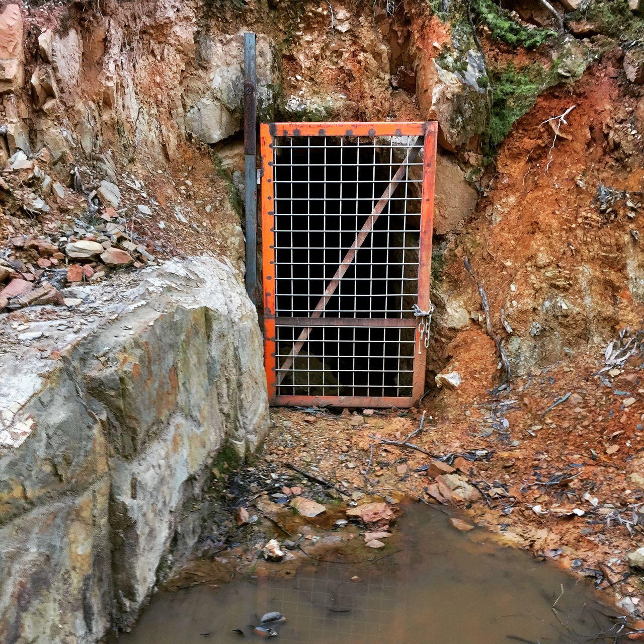 Exploring an old mine at #Daylesford near Ballarat  #Ballarat