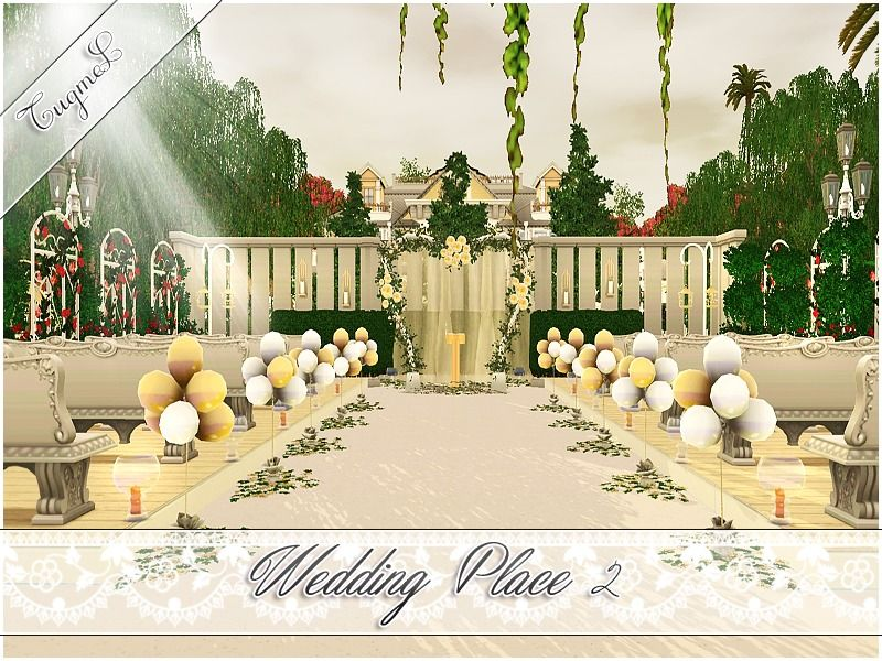 Wedding Place2 Community 11 Found In Tsr Category Sims 3 Community