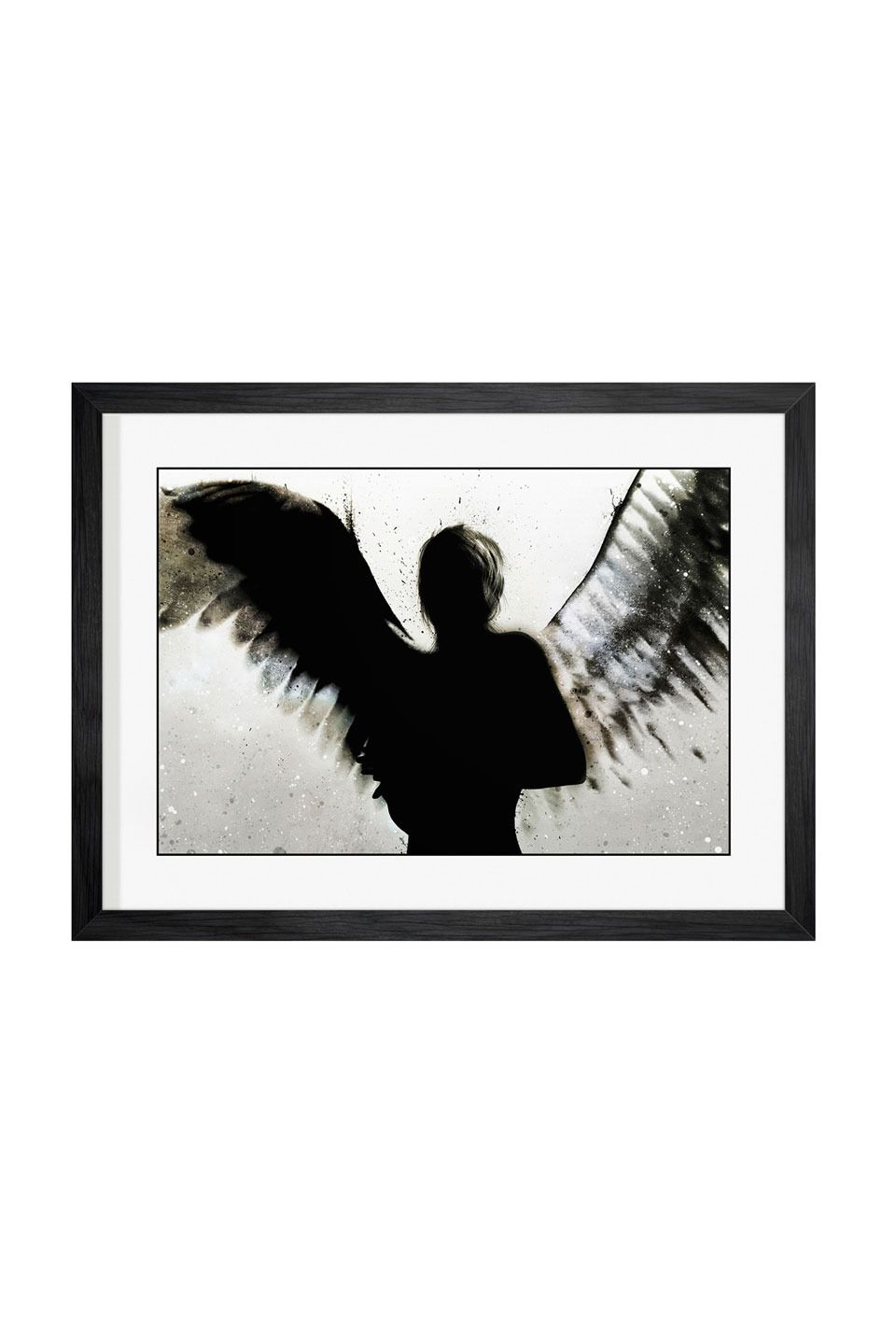 Alex Cherry Heaven in Her Arms, Framed Giclee Print - Beyond the Rack