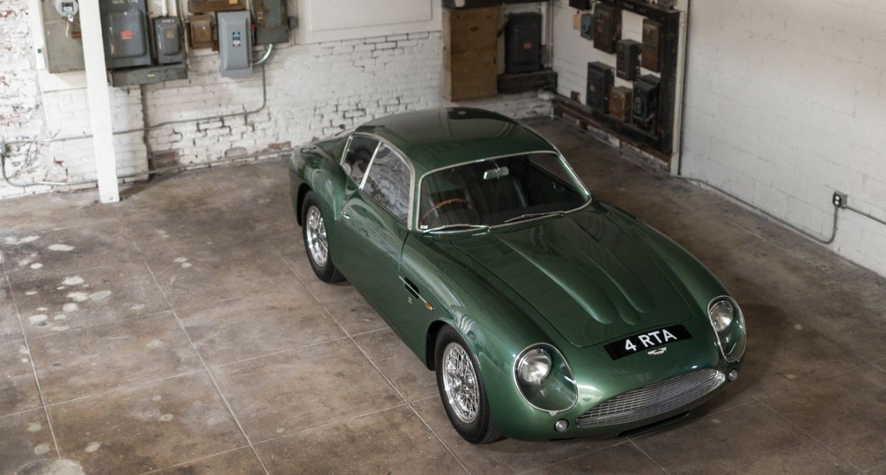 James Bond can only dream of this Aston Martin DB4 GT Zagato   Classic Driver Magazine