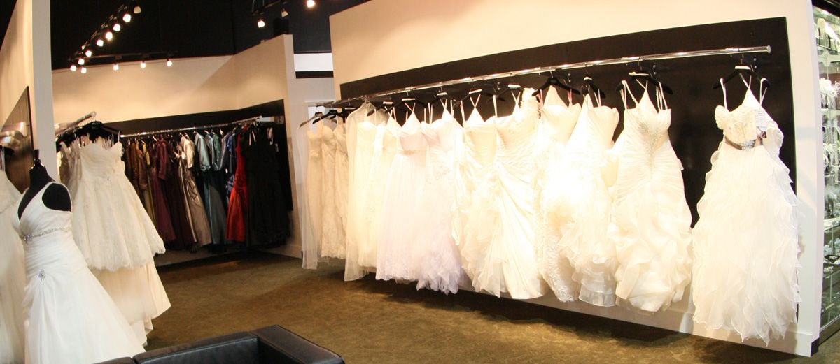 Bridal Dress Shops Near Me
