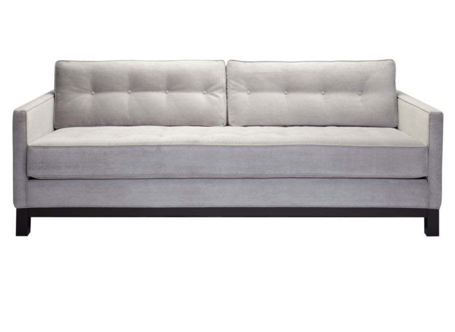 Soho Sofa From Z Gallerie. Like The Single Seat Cushion.