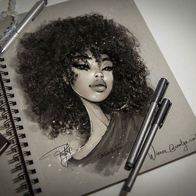 Sexy black women insta