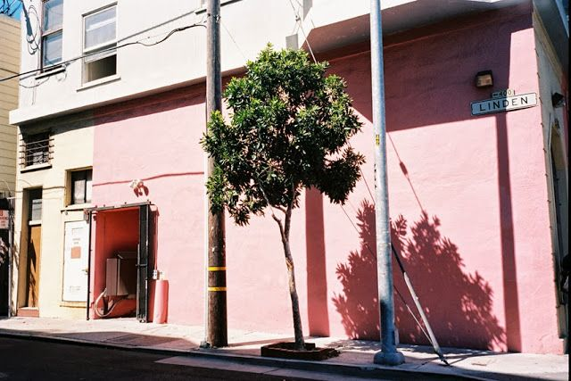 Colour me in - San Francisco