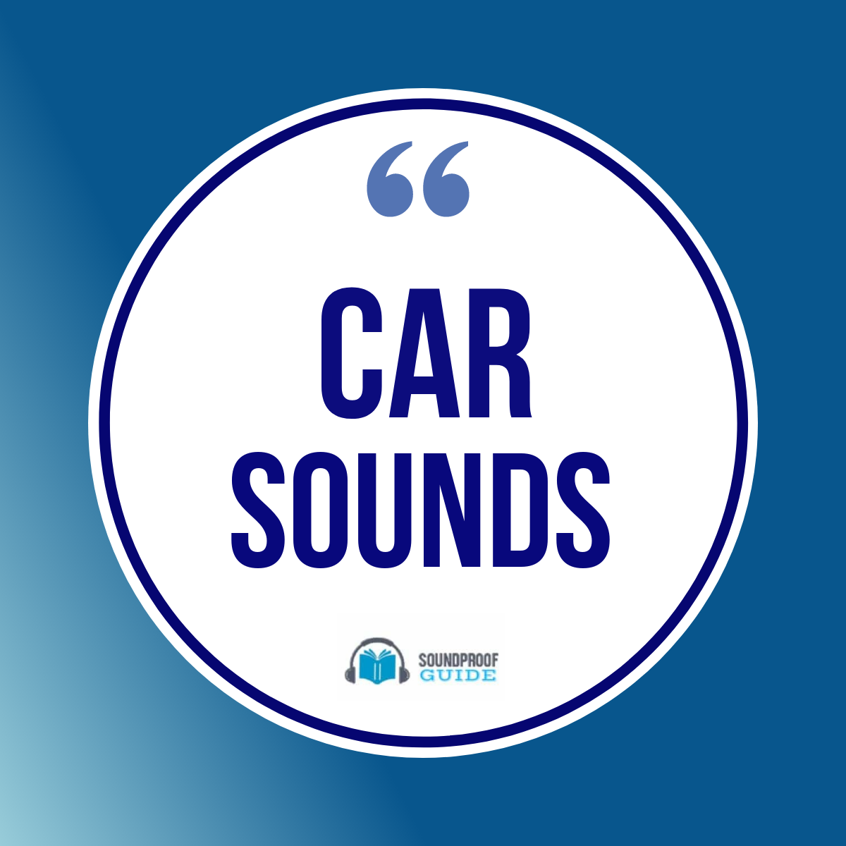 Pin by Soundproof Guide on Car Sounds (With images) Car