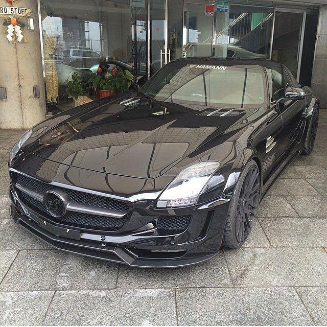 DRIVING BENZES — Mercedes-Benz Hamann SLS Hawk (Instagram ... on