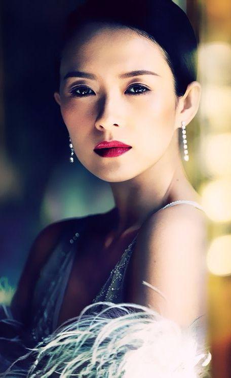 Happy birthday Zhang Ziyi! You're 38! (Feb. 9)