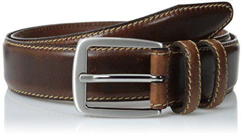 Allen Edmonds Men's Yukon Belt http://www.shopluxuriously.com #Belts #Belt #Allenedmonds #Yukon #Menswear #Mens
