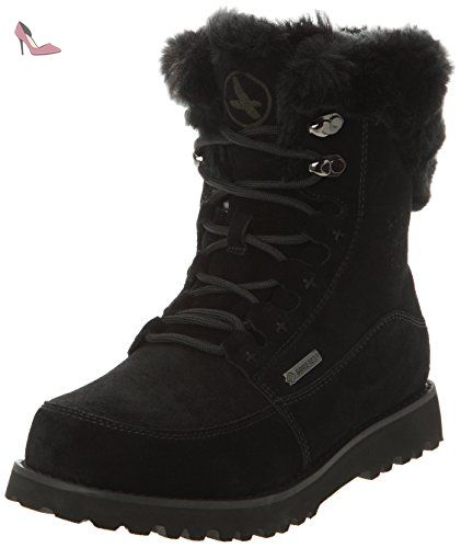Bottines Et Boots | Aigle Chantebike Black Femme