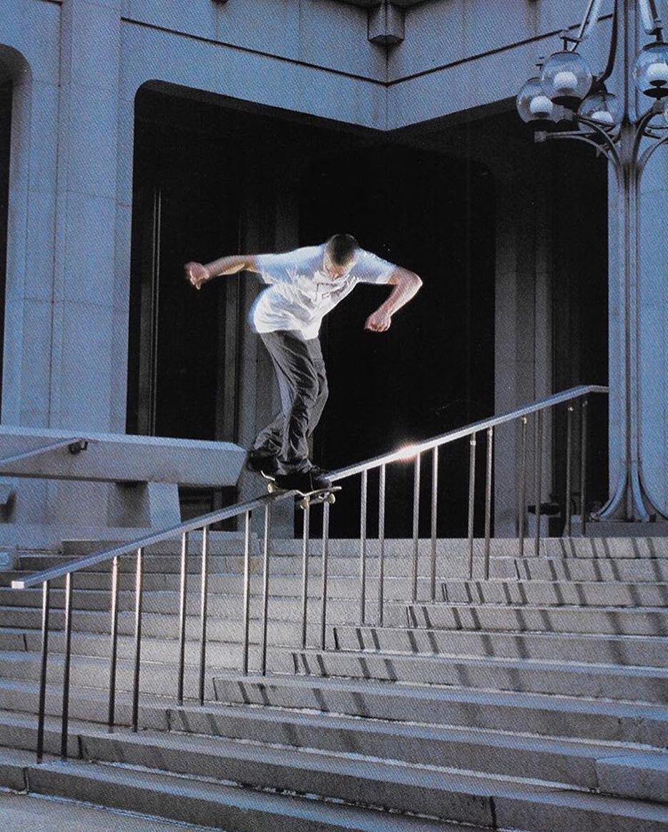 Repost Koolmoeleo Jimmygorecki Backside Lipslide The Muni Rail 2000 Secret Life Of Franks Aestheticsskateb Skateboard Pictures Skateboards Secret Life