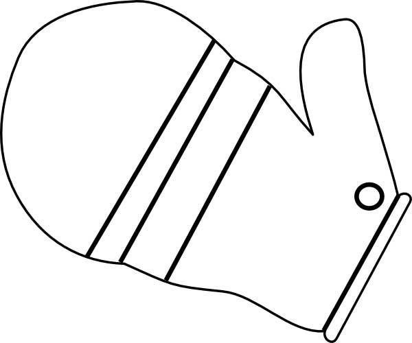 Mitten Coloring Page For Kids Free Printable Picture Preschool Coloring Pages Super Coloring Pages Coloring Pages
