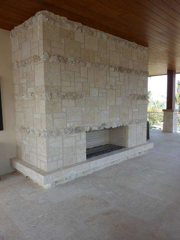 Coquina Stone Coral Stone Tiles By A Ptrading Coquina Stone