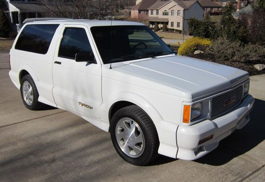 1993 Gmc Jimmy Typhoon Classic Cars Cars For Sale Gmc