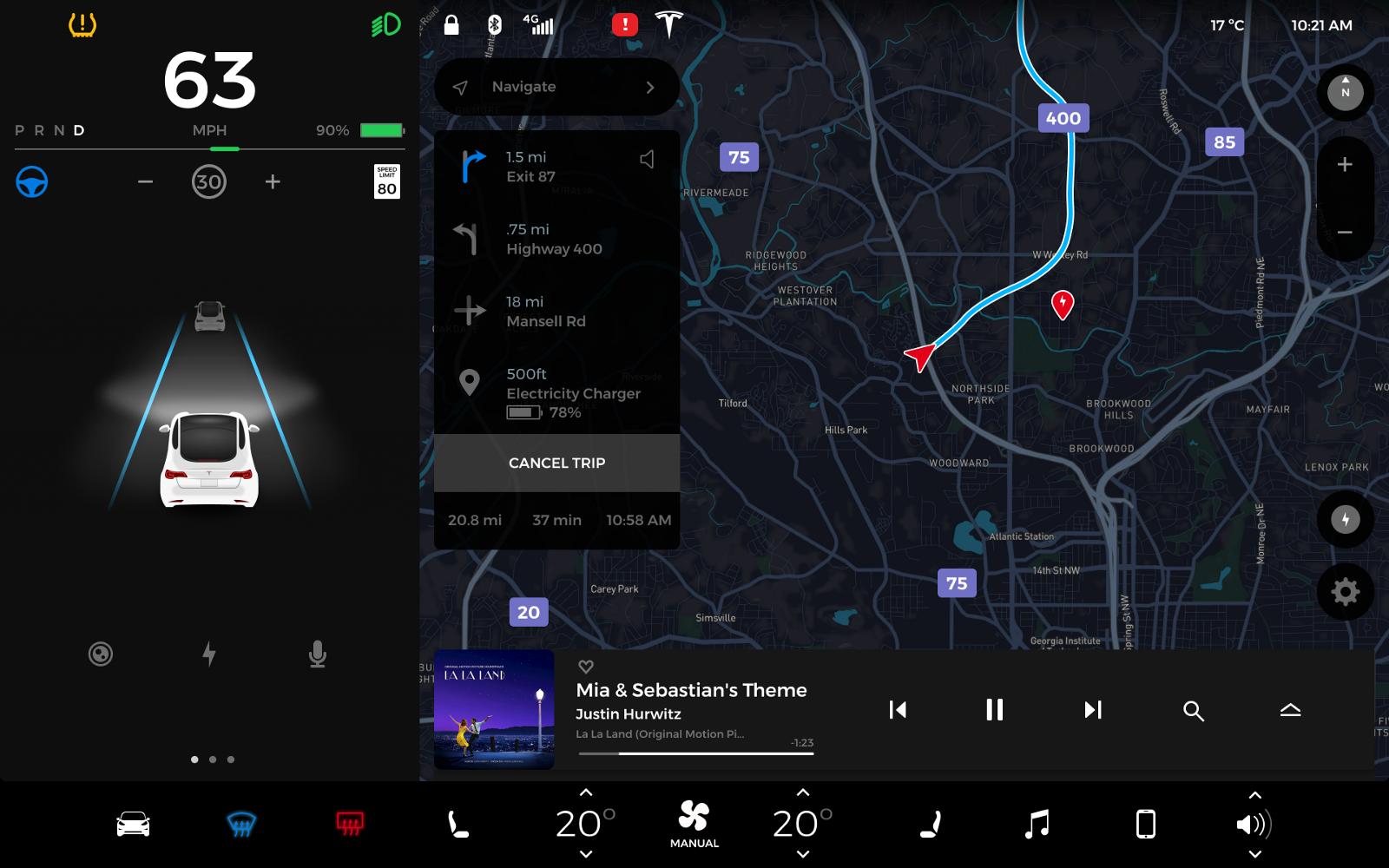 Pin on Tesla UI Project