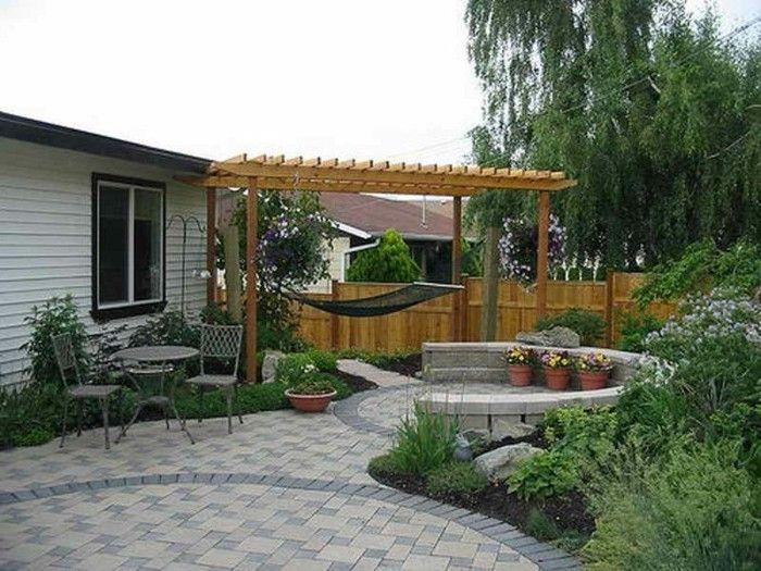 Garten Pergola: Eine Idylle im Freien | Pinterest | Pergola ...