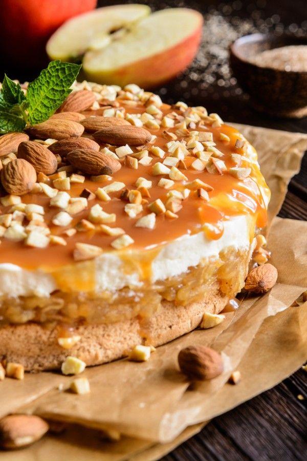 Winterlicher Apfelkuchen Ganz Besonders Mit Spekulatiusboden Bildderfrau De Kuchen Rezepte Einfach Kuchen Und Torten Rezepte Apfelkuchen Rezept