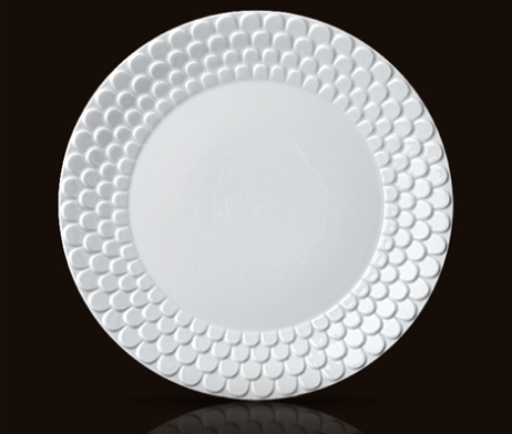 Contemporary Dinner Plates by LCRwestport & L\u0027Objet Aegean White Dinner Plate AEGEAN \u2013 AG1100 Inspired by the ...