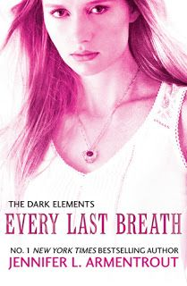 Gina Alexopoulou's Books: The Dark Elements: Every Last Breath (★★★★) | Jenn...