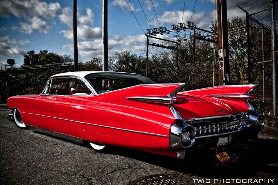 '59 Cadillac Coupe DeVille