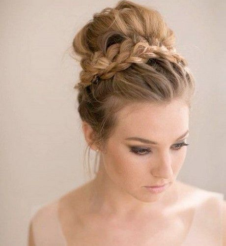 Zopf Frisur Hochzeit Braitfrisur Pinterest Wedding Hairstyles