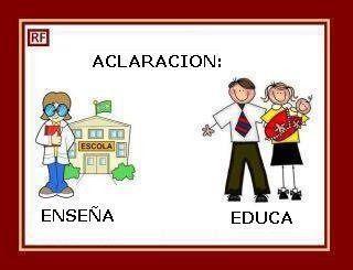 La Educación Viene De Casa Frases Motivadoras Frases Educacion