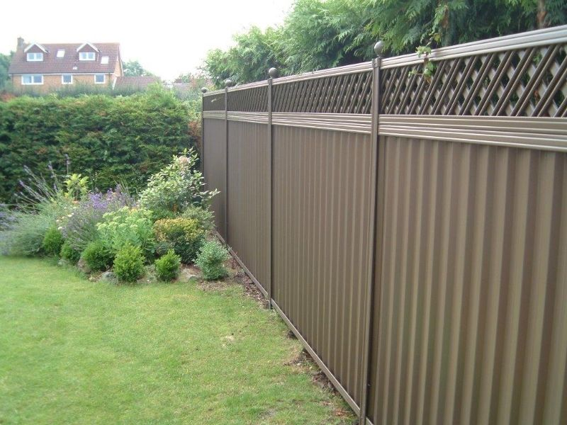 Garden Fence Ideas With Creative Installation Are Not Difficult To Find.  The Garden Will Look Awesome With The Special Fence Ideas That Will Be The.