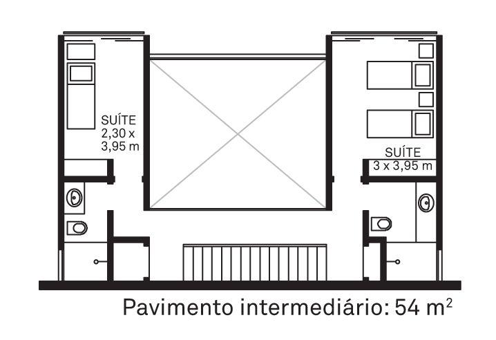 Casa de 190m² em Ubatuba pertinho da praia e da mata House and - maison de 100m2 plan