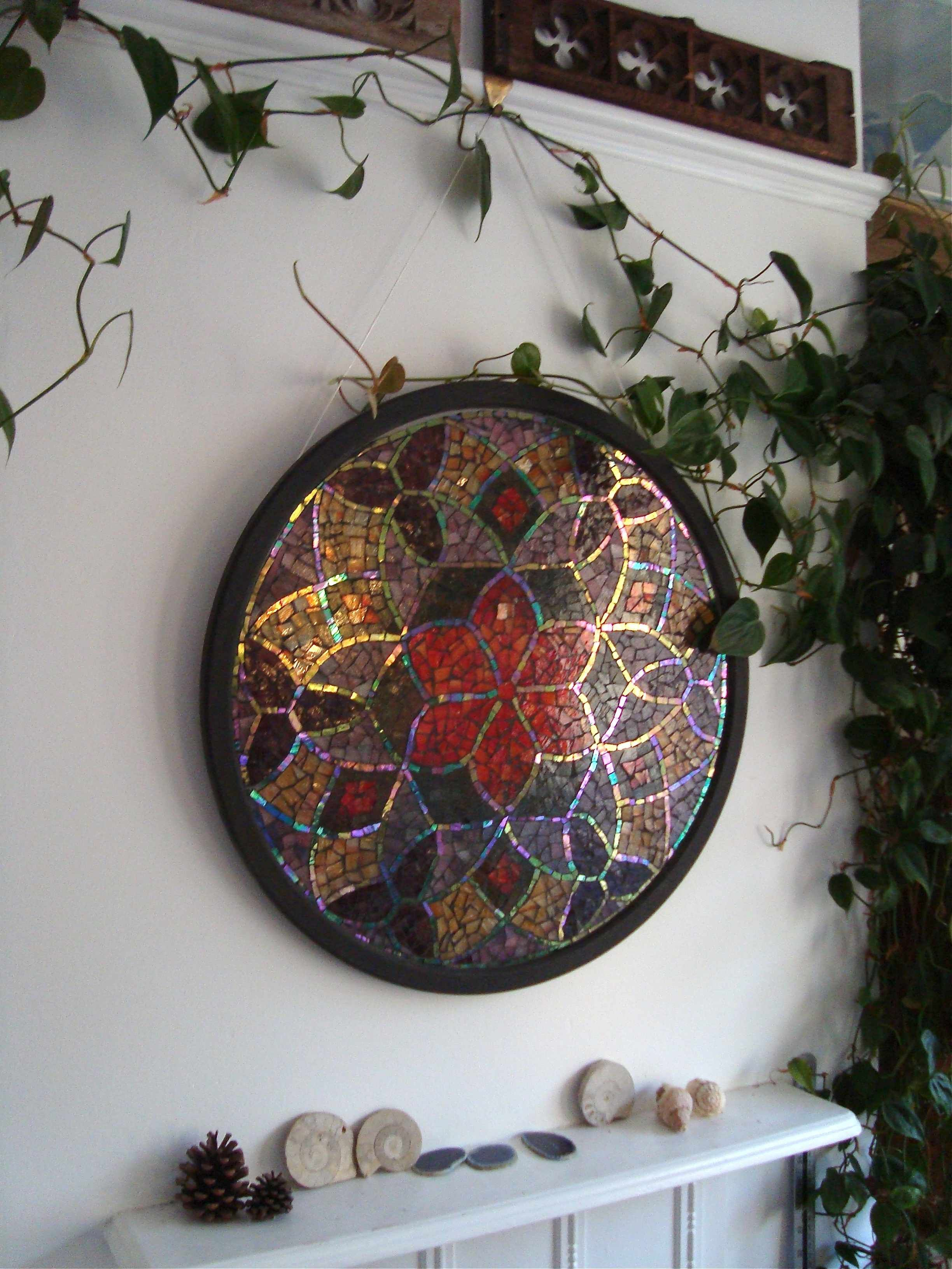 Stained Glass And Mosaics In Stroud Siobhan Allen