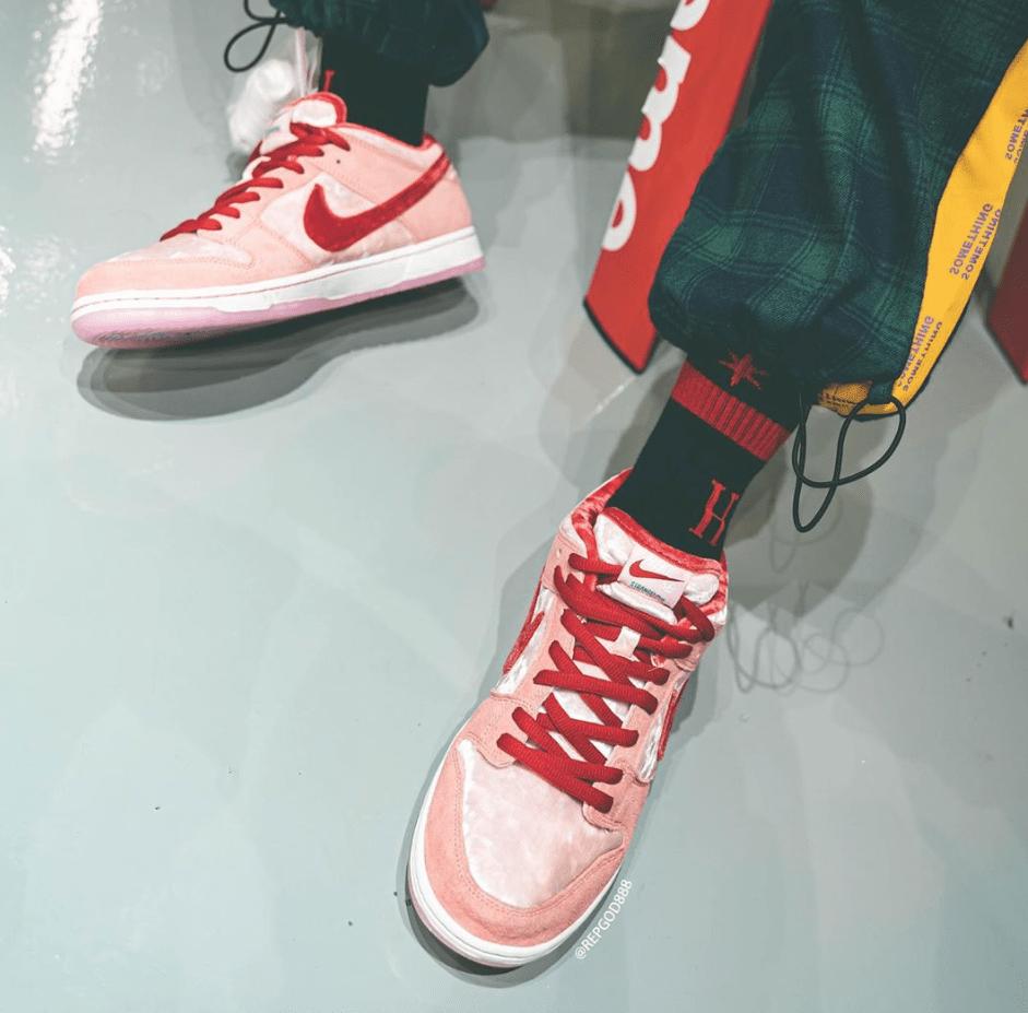 Cop Or Flop Strangelove X Nike S V Day Kicks In 2020 Nike Sb Dunks Nike Hype Shoes