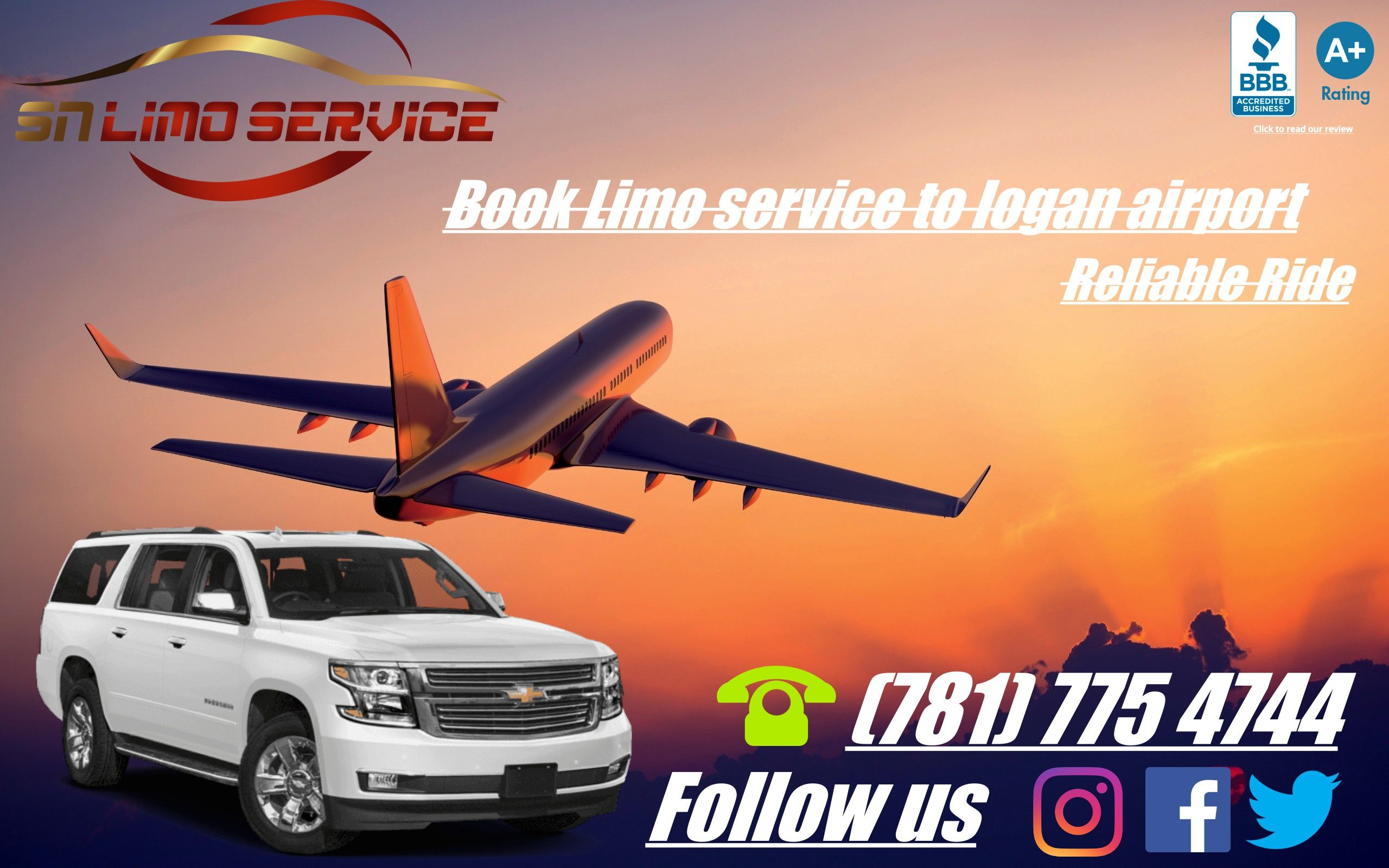 Best service provider in logan Airport...Reliable ride and