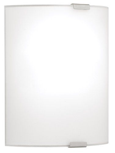 Eglo 84028A Grafik Wall Light, Satin Eglo http://www.amazon.com/dp/B00EMBYFKY/ref=cm_sw_r_pi_dp_nJP7ub19KJ397