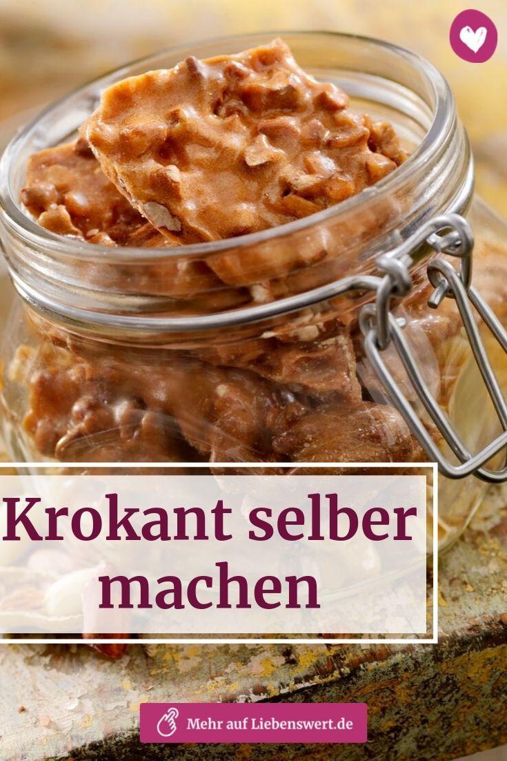 Photo of Krokant selber machen: Erdnuss-, Haferflocken und Haselnuss-Krokant