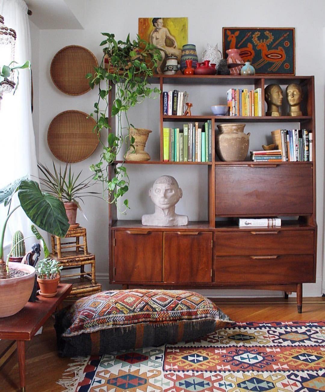 Vintage Electic Decorating Ideas 230