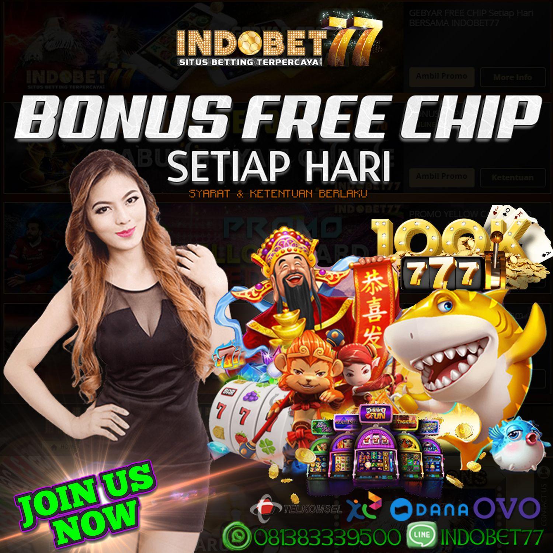 Bonus Free Chip Game Slot Live22 Indonesia In 2021 Slots Games Games Sportsbook