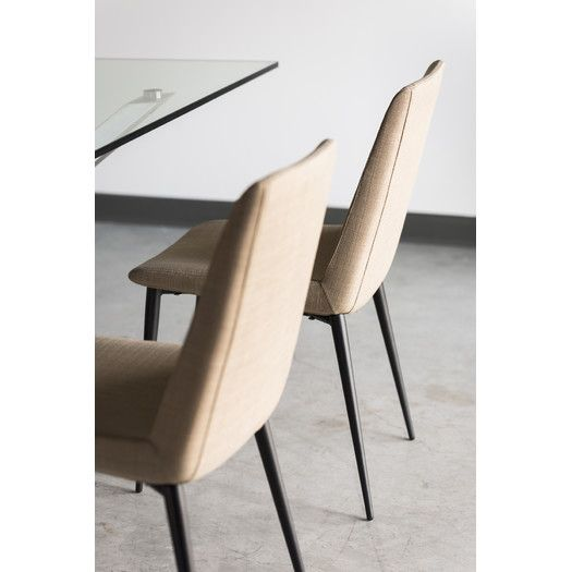 Moe S Home Collection Charlie Side Chair Dining Chairs Side Chairs Chair