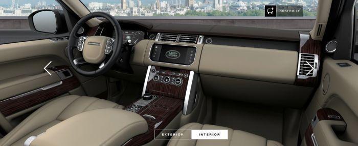 View topic almond espresso interior - Range rover sport almond interior ...