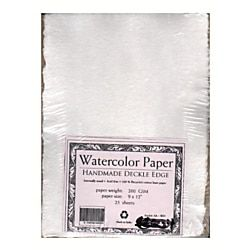 Shizen Design Student Grade Watercolor Paper 9 X 12 100